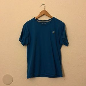 Blue Champion Shirt